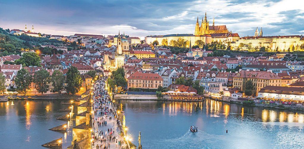 Απόκριες στην Πράγα & το Κάρλοβυ Βάρυ