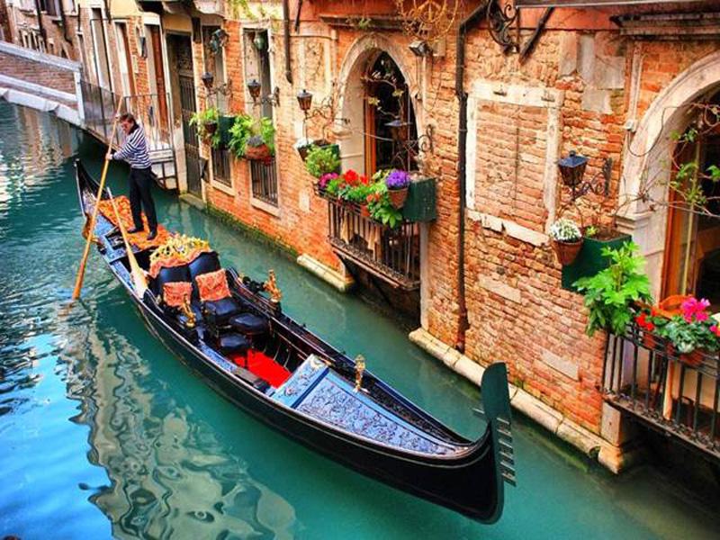 Πάσχα στη Βενετία