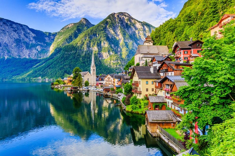 Παραμυθένια Αλπική Αυστρία