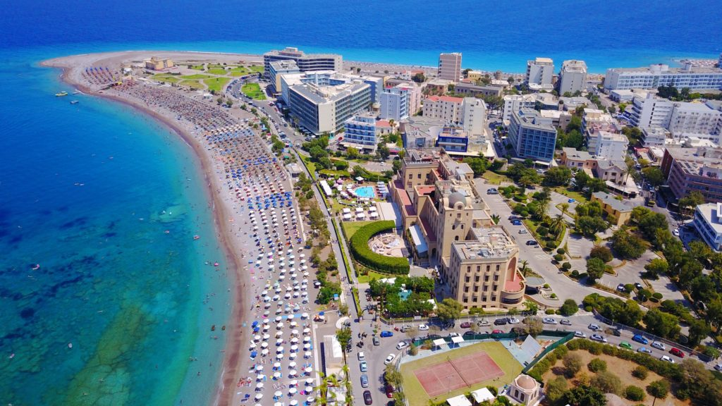 RODOS PALACE LUXURY RESORT 5* Lux στη Ρόδο με group
