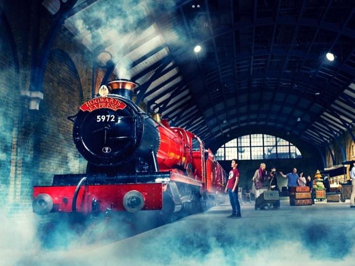 ΛΟΝΔΙΝΟ Βρετανικό Μουσείο, Γουίντσορ …στα μονοπάτια του Harry Potter