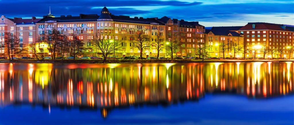 Σκανδιναβικές Πρωτεύουσες και Νορβηγικά Φιόρδ